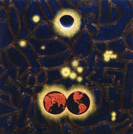 Benito Huerta, 'Constellation Construct', 2004