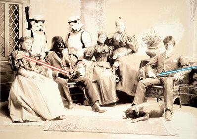 Mr. Brainwash, 'Star Wars Reunion', 2009