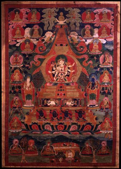 'Ushnishavijaya', 18th century
