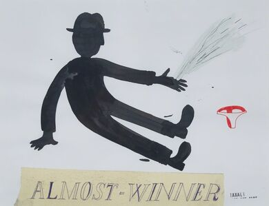 Gary Taxali, 'Almost Winner', 2007
