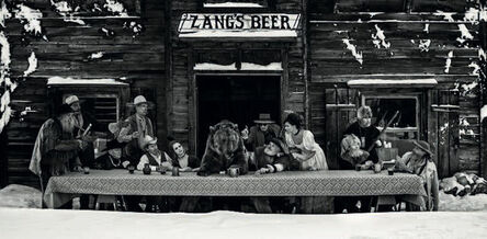 David Yarrow, 'The Last Supper', 2017
