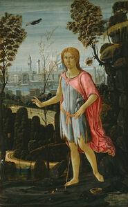 Jacopo del Sellaio, 'Saint John the Baptist', ca. 1480