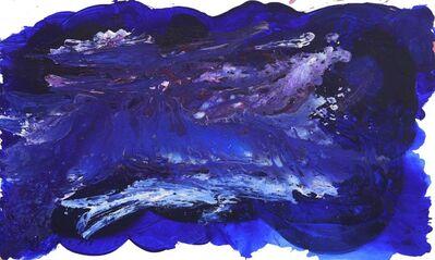 Clara Berta, 'Deep Blue Sky', 2021