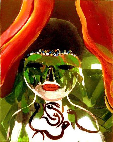 Silvia Argiolas, 'Donna con Serpenti', 2015
