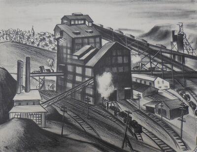 "Riva Helfond, '""No 6 Colliery""', 1935-1943"
