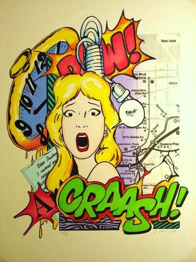 """CRASH (John """"Crash"""" Matos), 'Dear Prudence ', 1989"""