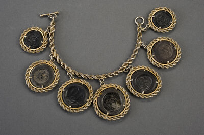 'Bracelet Made of Sanjas', Ottoman period