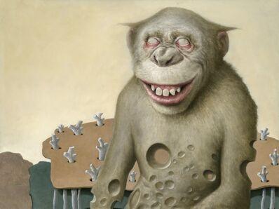Chris Leib, 'Cheesy Chimp', 2019