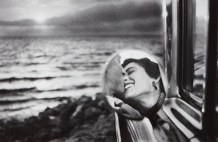 Elliott Erwitt, 'California Kiss, Santa Monica', 1955-printed later