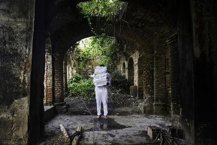 Tiago Sant'Ana, 'Passar em branco series ', 2018