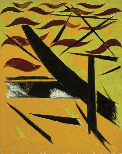 Natalia Goncharova, 'Untitled', circa 1910-1922