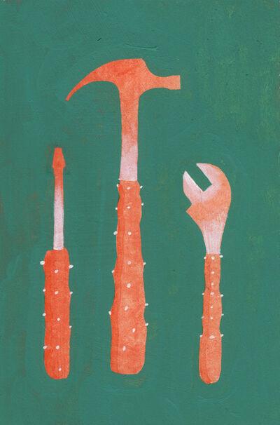Sandra Wang and Crockett Bodelson SCUBA, 'Crab Tools # 2', 2015
