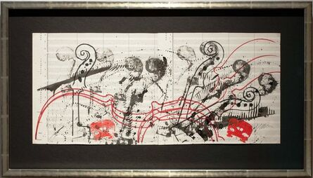 Arman, 'Untitled', 1989