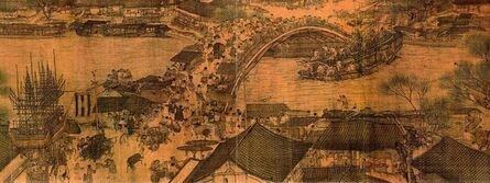 Zhang Zeduan, 'Spring Festival on the River (also called Along the River During Qingming Festival), Northern Song dynasty', Early 12th century