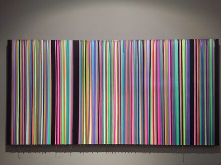 Marc Cooper, 'Barcode I', 2017