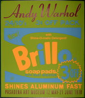 Andy Warhol, 'Brillo', 1970