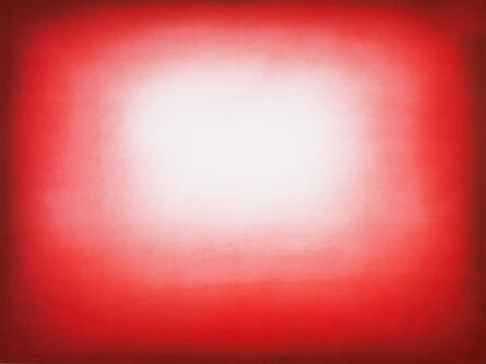Anish Kapoor, 'Red Shadow 4', 2016