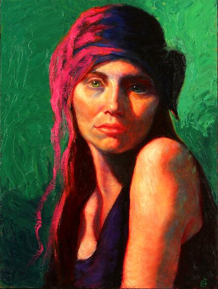 Eddi Fleming, 'SHE…Is the Portrait of Tiny Dancer', 2012