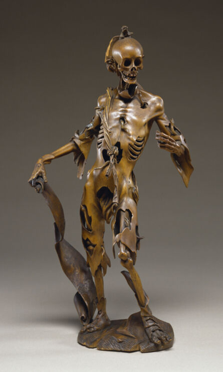 Hans Leinberger, 'Figure of Death (Memento Mori)', ca. 1520