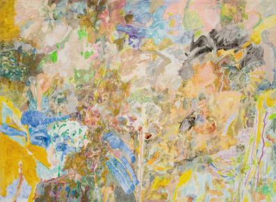Max Kozloff, 'Blue Probes Winter', 1998