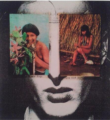 Anna Bella Geiger, 'História de Brasil:Little Boys & Girls(III)', 1975-1976