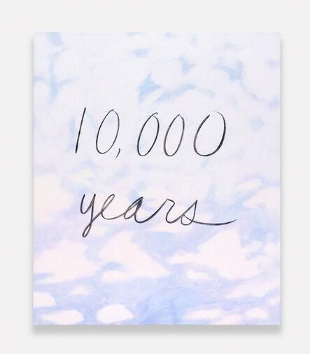 Paul Heyer, '10,000 Years', 2017