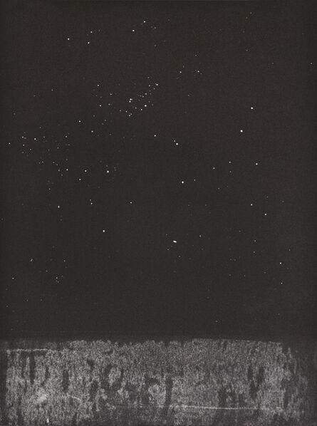 Mark Strand, 'Stars', 2000