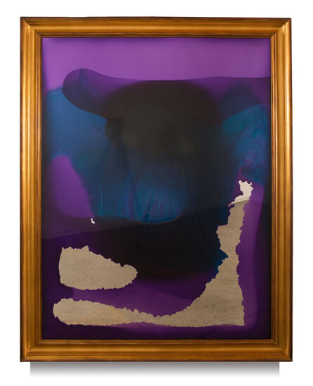 Dale Frank, 'She drowned in her naff redundancy', 2014