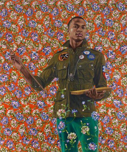 Kehinde Wiley, 'Anthony of Padua', 2013