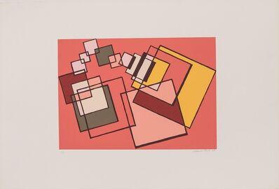 Mario Radice, 'Red Composition', 1978