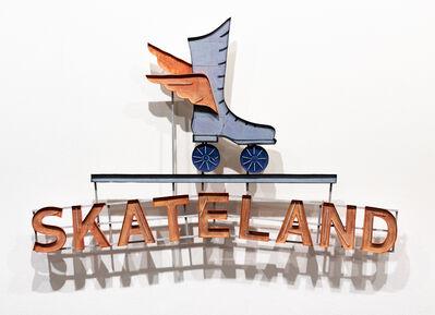 Drew Leshko, 'Skateland', 2021