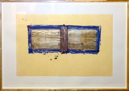 Kenjilo Nanao, 'Between Two Patterns I', 1998