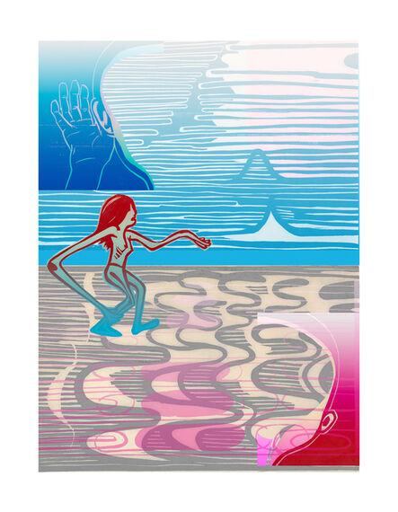Libby Hague, 'LISTEN, Arctic Grace', 2020