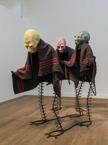 Thomas Schütte, 'Efficiency Men', 2005