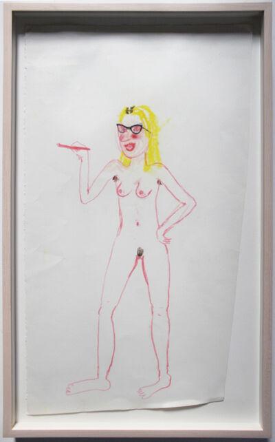 Aurel Schmidt, 'Self Portrait', 2013