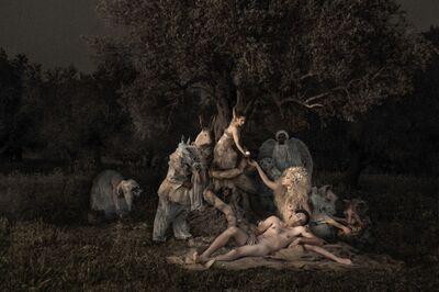 Michal Baratz Koren, 'Adam & Eve', 2014