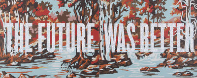 Trey Speegle, 'The Future Was Better', 2012