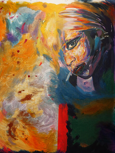 Sedef Gali, 'Untitled Pop Art', 2019