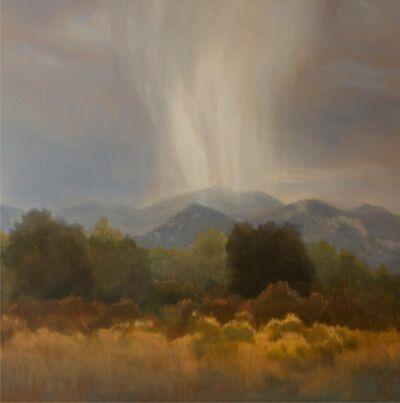 Will Klemm, 'Rainstorm Over Seco', 2018