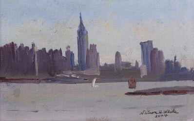 Nelson White, 'New York Sky Line', 2004
