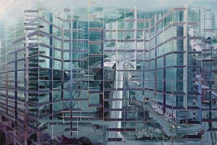 Driss Ouadahi, 'Grand Ensemble 1', 2012