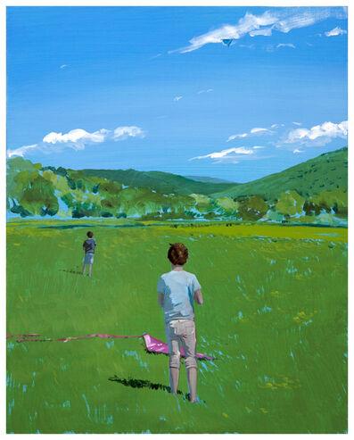 Sebastian Blanck, 'Kite Flying ', 2019