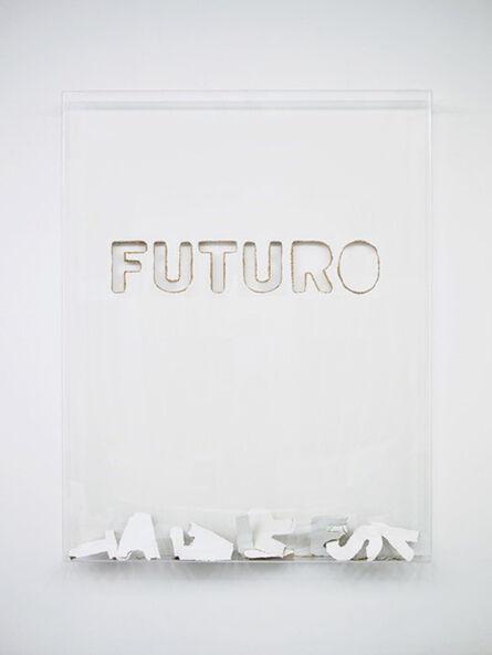 Didier Faustino, 'Futuro', 2016