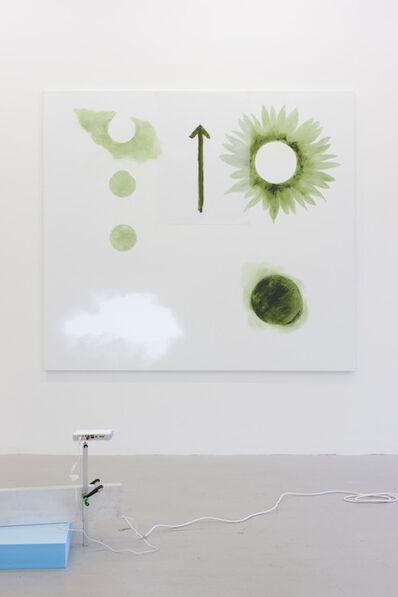 Peter Hagdahl, 'Flower and sun (cloud)', 2012