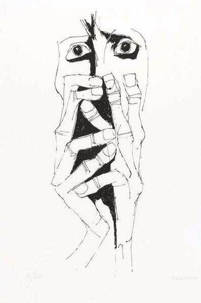 Oswaldo Guayasamín, 'Untitled ', Undated