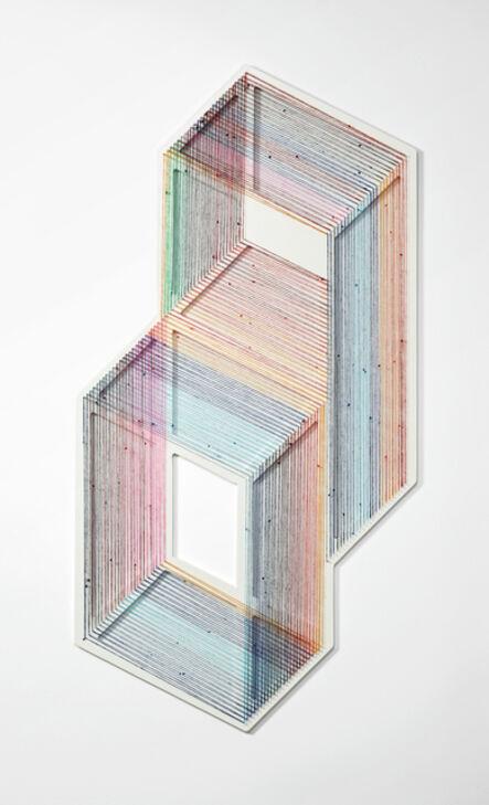 Adrian Esparza, 'Glass House 3', 2014