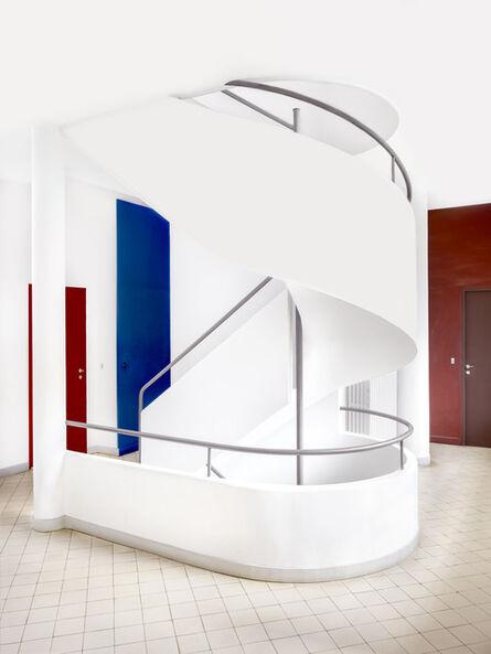 Candida Höfer, 'Villa Savoye [Le Corbusier - ©FLC/ADAGP] Poissy VI', 2018