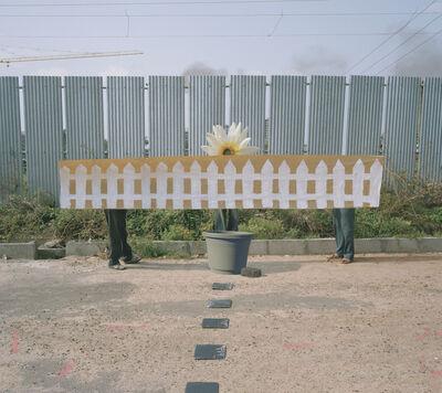 Stuart Hawkins, 'Picket Fence', 2010
