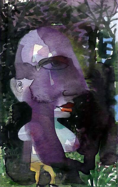 David deVillier, 'The Purple Path'
