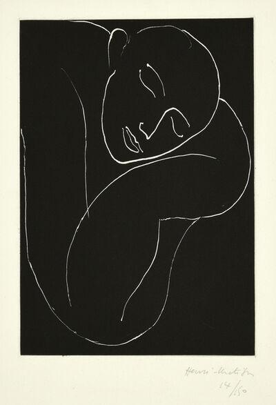 Henri Matisse, 'L'Homme endormie', 1936